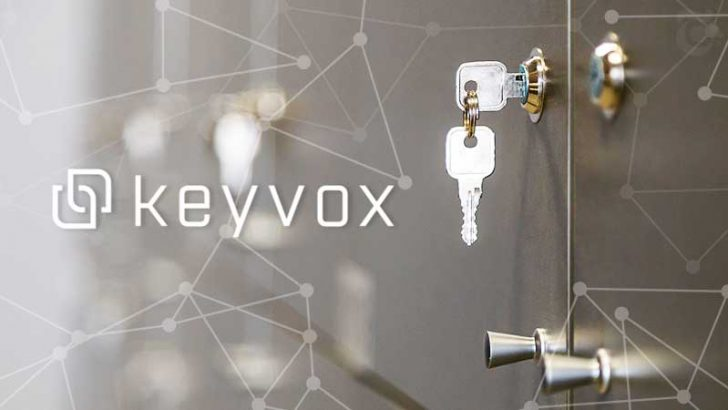 ブロックチェーンロック社:スマートロッカー「KEYVOX locker」の販売開始