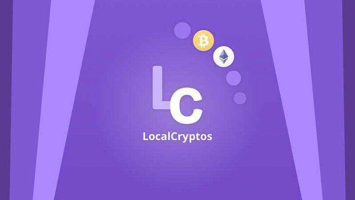 イーサリアムのP2P取引所が「LocalCryptos」に改名|交換可能な仮想通貨を拡大
