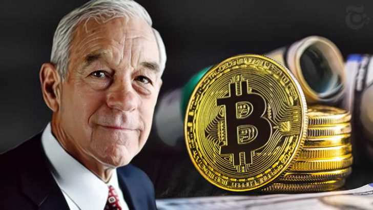 FRB反対派のRon Paul元議員「初めてのビットコイン」を入手