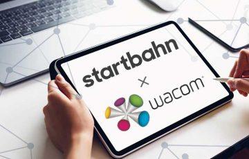 ペンタブレット製品大手「ワコム」アートブロックチェーン活用でスタートバーンと提携