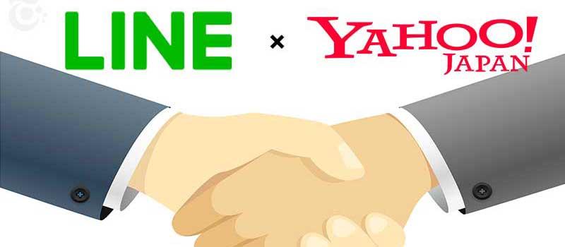 Yahoo-LINE