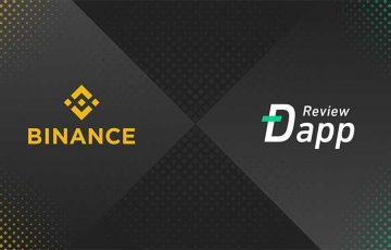 BINANCE:分散型アプリの情報・分析プラットフォーム「DappReview」を買収