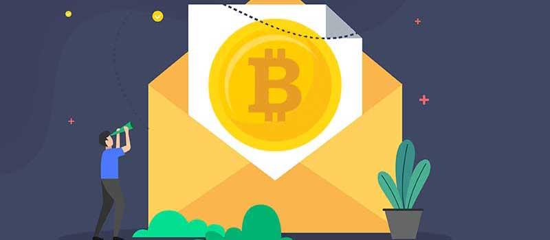 Coinbase-Bitcoin-Email