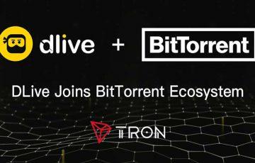 動画配信サービスDLive「Tronブロックチェーン」への移行を発表