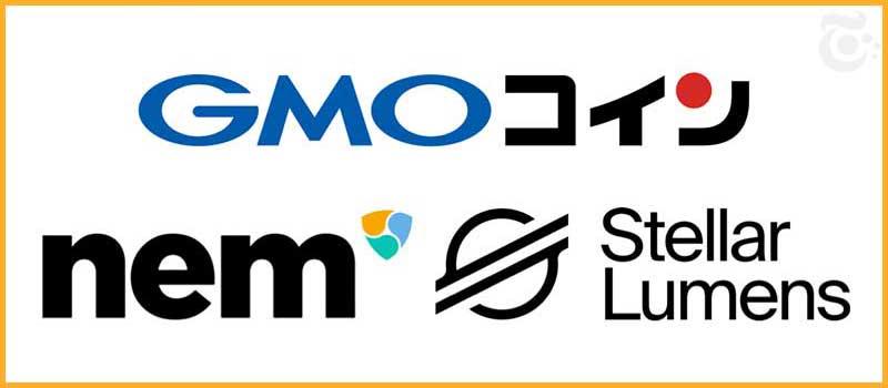 GMOcoin-XEM-XLM