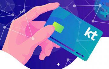 韓国通信大手KT:ブロックチェーンベースの「カード型デジタル通貨」展開へ