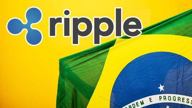 Ripple社:2020年初頭から「ブラジル金融機関」との提携拡大へ