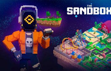 ブロックチェーンゲーム開発基盤「The Sandbox」仮想空間LANDのプレセール実施へ
