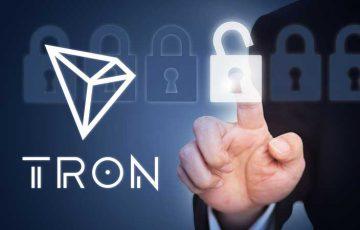Tron財団:2020年元旦「330億TRX」ロック解除へ
