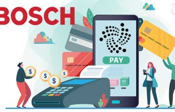 BOSCH:IOTA用いた「電子決済システム」で特許申請