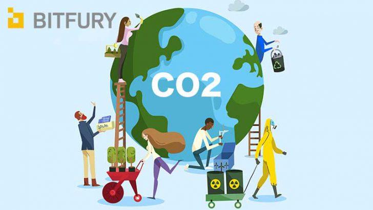 二酸化炭素・温室効果ガス削減へ|ブロックチェーン企業「Bitfury」が国連と提携
