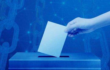 ブロックチェーン選挙システム「OMEGA」開発・運用へ【アクト×クーガー】