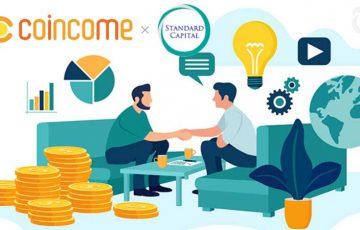 スタンダードキャピタル社:セキュリティトークン発行に向け「COINCOME運営会社」と提携