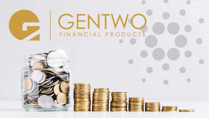 Cardano財団:ADA建て金融商品展開に向け「GenTwo AG」と協力