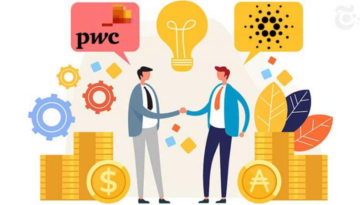 Cardano財団:4大会計事務所「PwC」と連携|商用化戦略展開へ