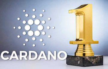 Cardano「技術開発が最も活発なブロックチェーン」ランキング1位を獲得