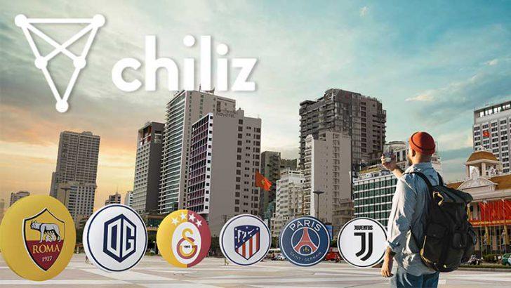ChiliZ:Socios.comアプリで「仮想通貨CHZ&ファントークン」を無料配布