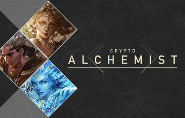 【戦略×アクション】ブロックチェーンゲーム「Crypto Alchemist」オープンβテスト開始