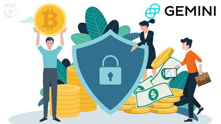 Gemini:仮想通貨の保険会社「Nakamoto」を新設|世界最大の補償額を提供