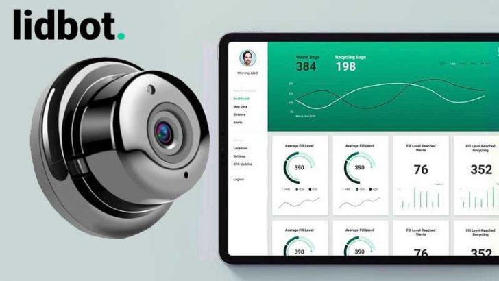 IOTAベースの廃棄物管理センサー「Lidbot」わずか4日で完売