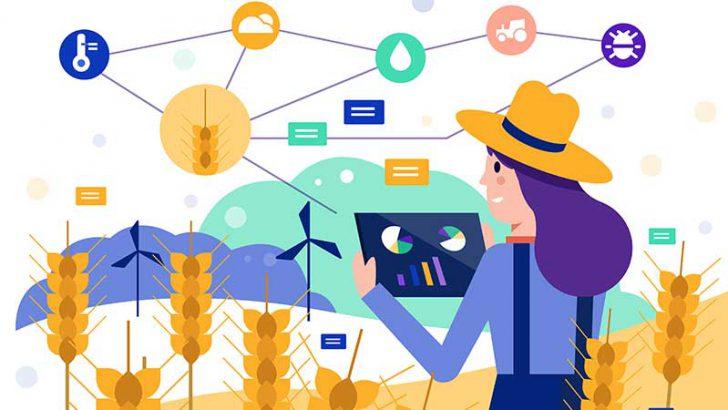 スマート農業の「生産・流通管理」にブロックチェーン技術活用:電通国際情報サービス