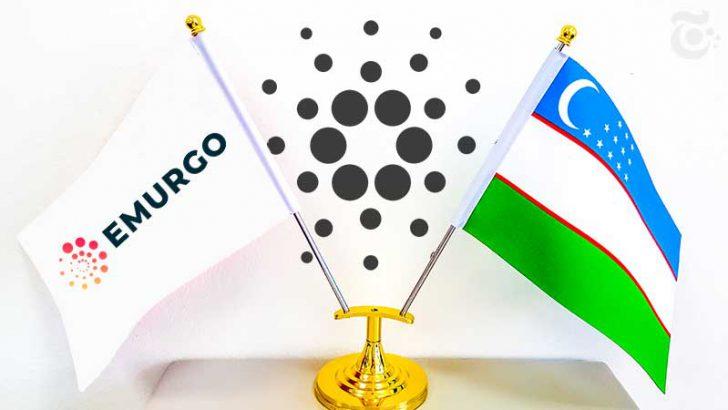 STO関連でCardano活用を促進|EMURGO「ウズベキスタン政府」とタスクフォース設立