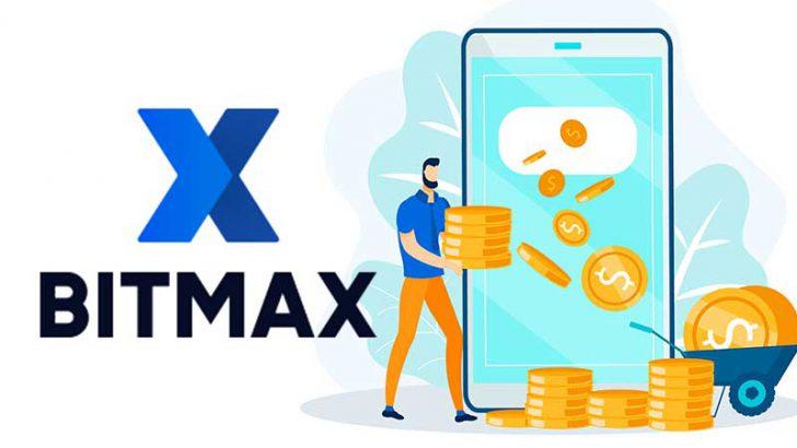 BITMAXで「銀行口座からの入出金」が可能に【LINEの仮想通貨取引サービス】