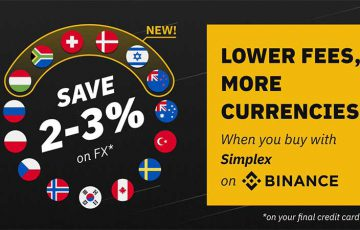 BINANCE:仮想通貨販売所で「15種類の法定通貨」をサポート