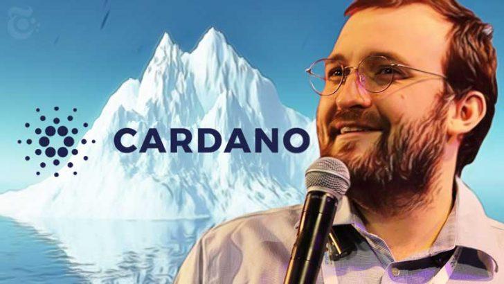 Charles Hoskinson「Cardanoは氷山のような存在」近日中に重大発表か