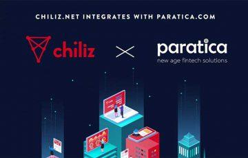 Chiliz:仮想通貨の自動トレードサービス「Paratica」と提携