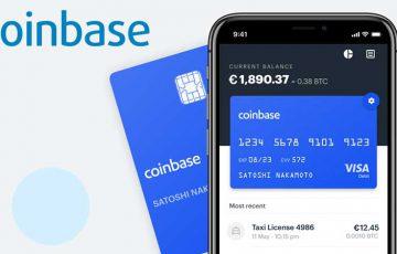 Coinbase:Visaカード発行の「主要メンバー」として正式認定【仮想通貨企業初】