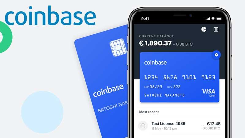米大手仮想通貨取引所Coinbase:Visaカード発行の「主要メンバー」として正式認定【仮想通貨企業初】