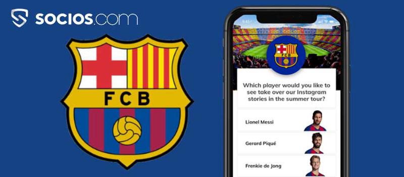 FCBarcelona-Socios