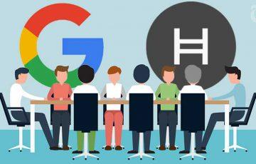 【HBAR価格高騰】Google:Hedera Hashgraphの「評議会メンバー」に参加