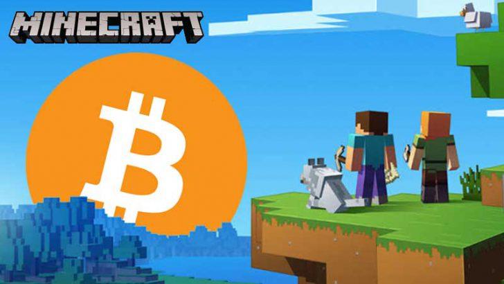 Minecraftでビットコインが稼げるプラグイン「SatoshiQuest」公開