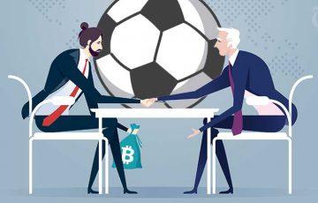 仮想通貨用いた「違法ギャンブル」アジアのサッカー業界で増加傾向