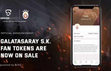 ガラタサライSK:公式ファントークン「GAL」を発行|選手入場曲の投票受付開始
