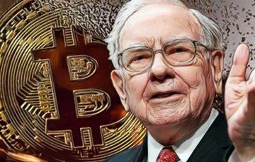 伝説の投資家バフェット氏「仮想通貨は保有していない」と強調|批判的意見変わらず
