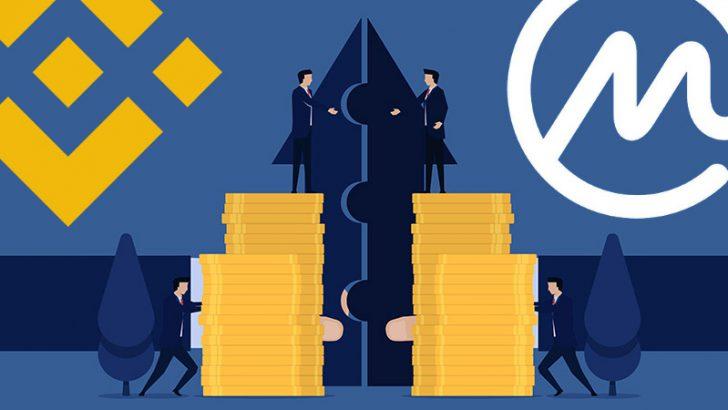 BINANCE:仮想通貨データサイト「CoinMarketCap」買収か