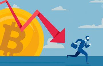 ビットコイン、下落トレンドはまだ続く?アナリストは「20万円台突入」を予想