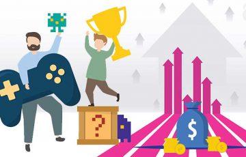 ブロックチェーンゲーム内通貨の累積購入金額「1,364%」増加=スマートアプリ報告