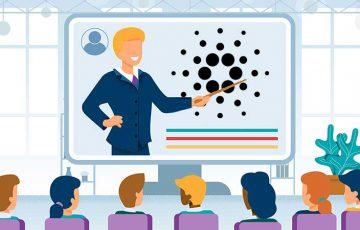 Cardano開発企業:2020年は「教育活動」に注力|教材・講義・学習コースなど展開へ