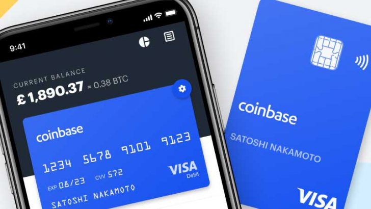 Google Payが「コインベースカード」に対応|仮想通貨決済が利用可能に