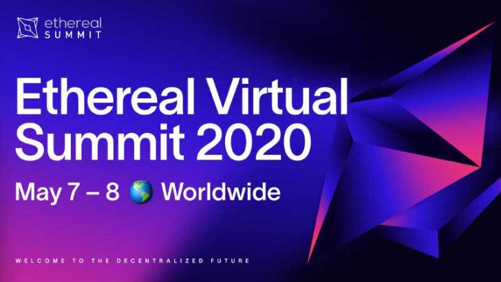 【Ethereal Summit】イーサリアム関連のビッグイベント「VR空間上」で開催へ