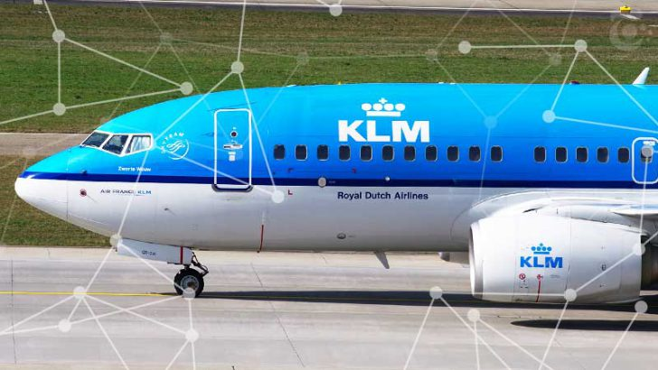 KLMオランダ航空:ブロックチェーンアプリで「子会社間の決済プロセス」を処理