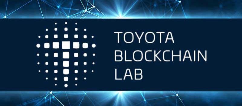 TOYOTA-BLOCKCHAIN-LAB