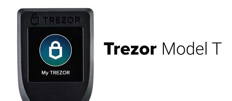 Trezor-Model-T
