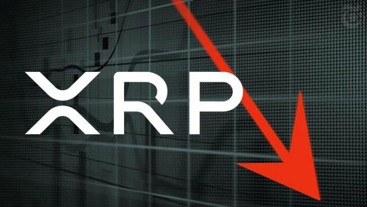 XRP価格「1桁突入」の可能性も?著名トレーダーは「さらなる下落」を予想