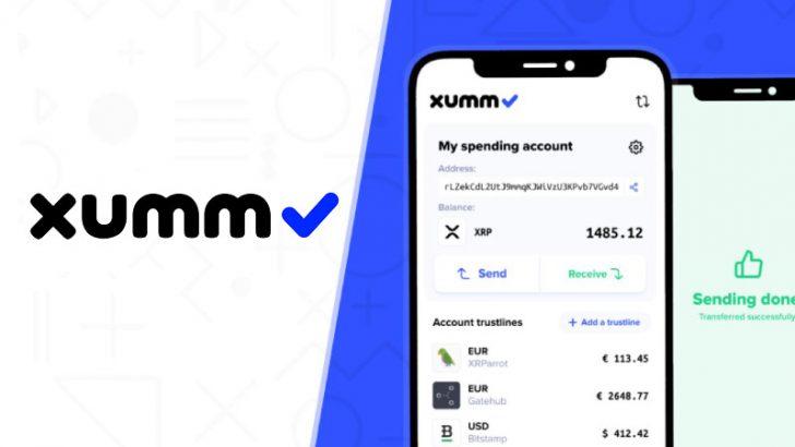 XRP Ledger基盤の銀行アプリ「XUMMベータ版」近日中に一般公開へ