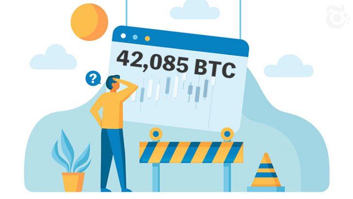 1ビットコイン=20円で「42,085BTC」購入?コインベースでエラー発生か